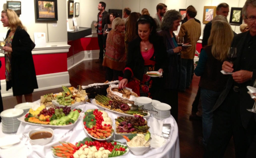 $250k raised for HiArtStudents with HiArtCuisine at the Gibbes Museum