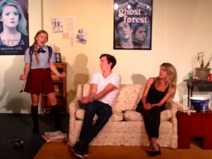 "Piccolo at Threshold Theatre: ""Kate & Sam Are Not Breaking Up"""