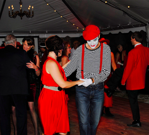 Pic from The Red Party. Copyright DoTheCharleston.com
